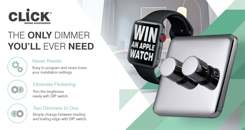 WIN: An Apple Watch with Scolmore