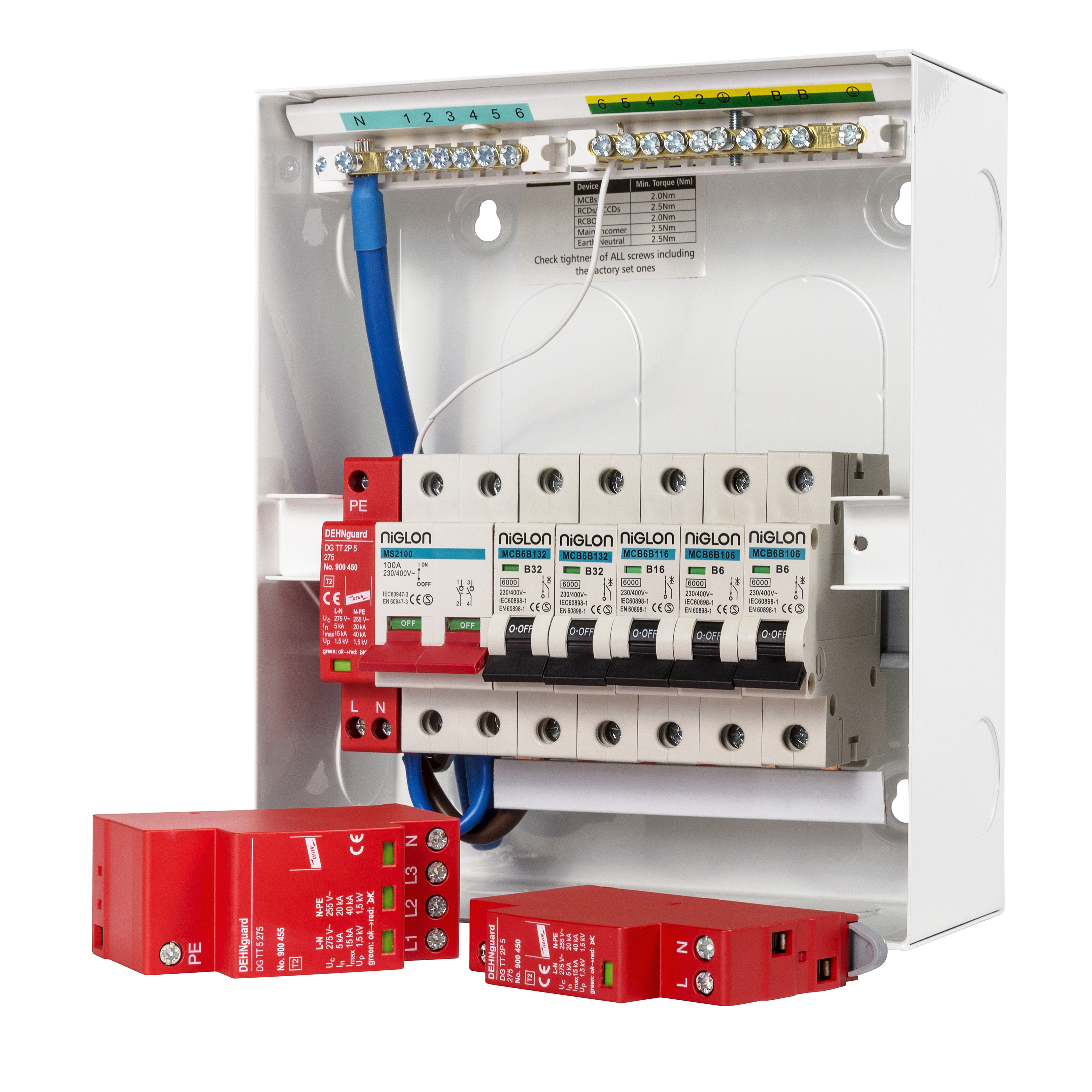 Will We See SPD As 'Standard'? - Professional Electrician Home Wiring Device on