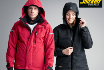 WIN: 5 1100 Waterproof Jackets from Snickers Workwear to be Won!