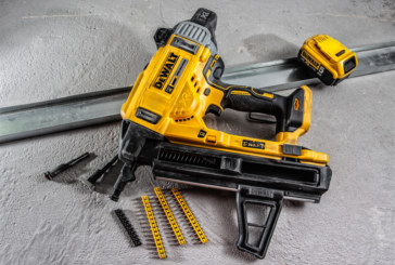 Product Test: DeWalt Brushless Concrete Nailing Tool