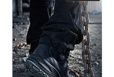 WIN: Solid Gear Apollo Safety Boot – 4 pairs to win – worth £128 a pair