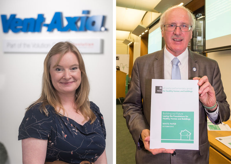 Vent Axia Welcomes Healthy Homes and Buildings' White Paper