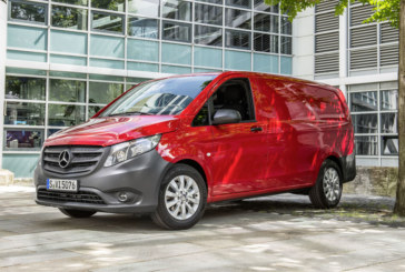 Unveiling the Mercedes Vito