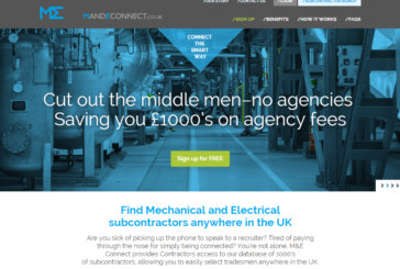 Contractor – Subcontractor Connection Service 'MandE Connect' Launches