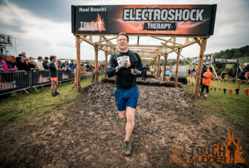Professional Electrician Completes Tough Mudder