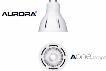 Watch: Aurora AOne LEDs
