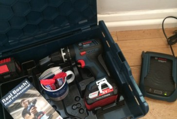 Product Test: Bosch Professional GSB Drill