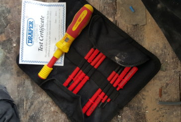 Product Test: Draper Screwdriver Set