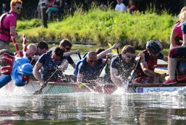 Electrical Industries Charity Dragon Boat Event