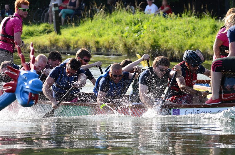 Electrical Industries Charity Dragon Boat Race Day