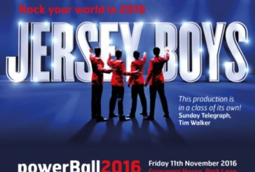 Electrical Industries Charity powerBall 2016