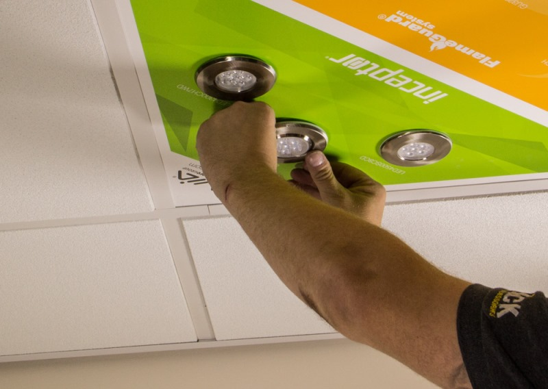 How To Install The Scolmore Inceptor Light