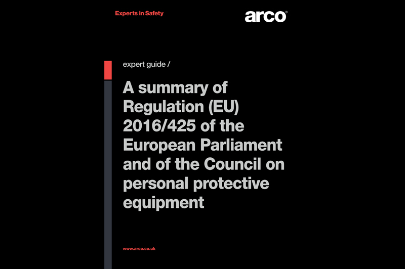 Arco PPE Regulation Guide