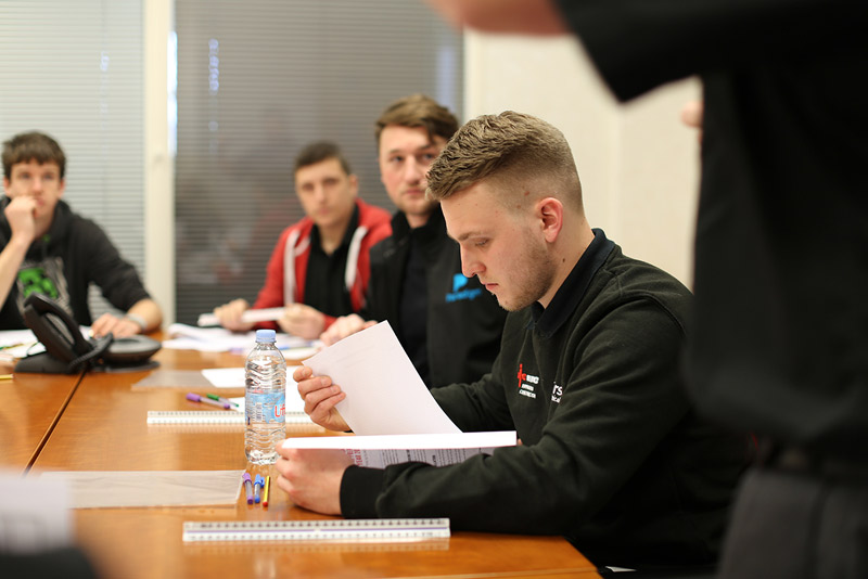 NICEIC and ELECSA Apprentice Comp