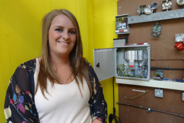 NICEIC Helps Young Female Talent