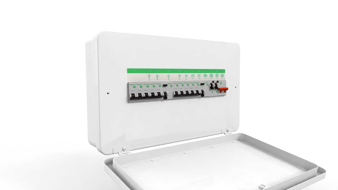 Watch: Schneider Electric Easy9+ Installation