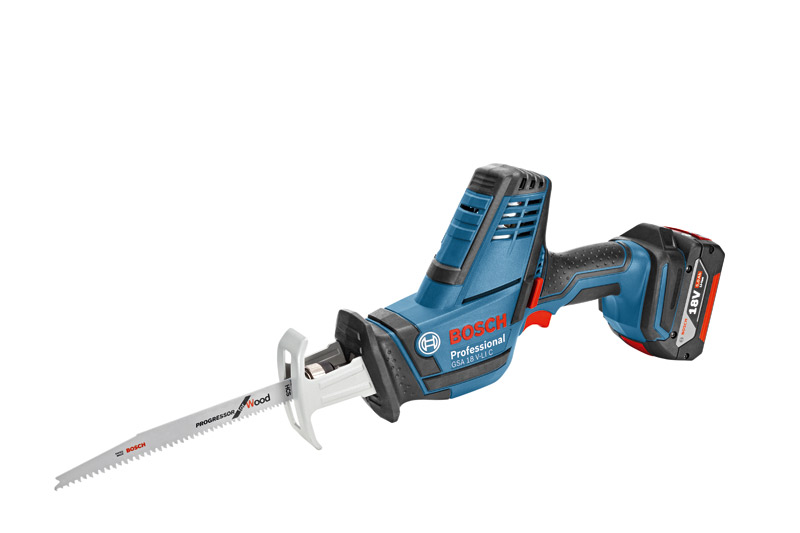 Product Test: Bosch Sabre Saw