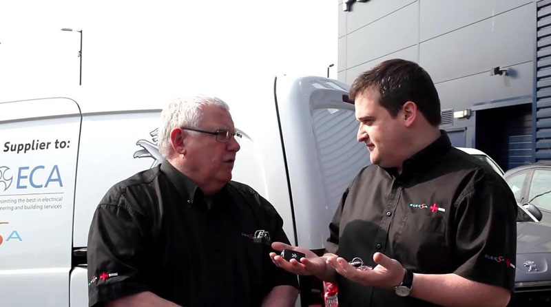Watch: NICEIC and Peugeot