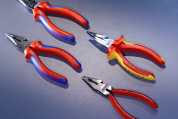 Watch: KNIPEX Needle-Nose Pliers
