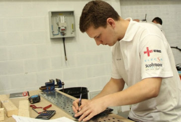 Scolmore Supports Apprentice Competition