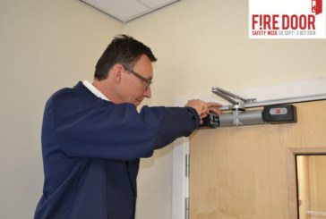 Geofire Supports Fire Door Safety Week