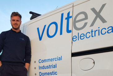 Voltex Electrical Launches for LED Future