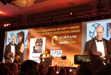 FSA Fire and Security Awards