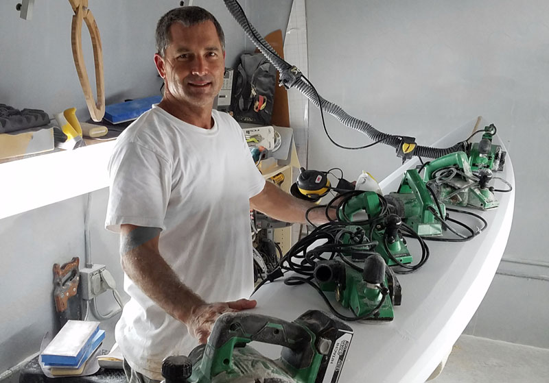 Riding the Waves With Hitachi Power Tools