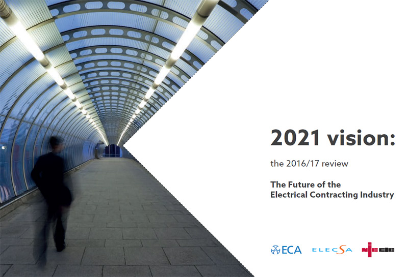ECA and NICEIC's 2021 Vision