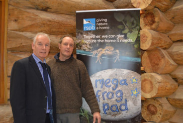 Devondale and RSPB Team Up