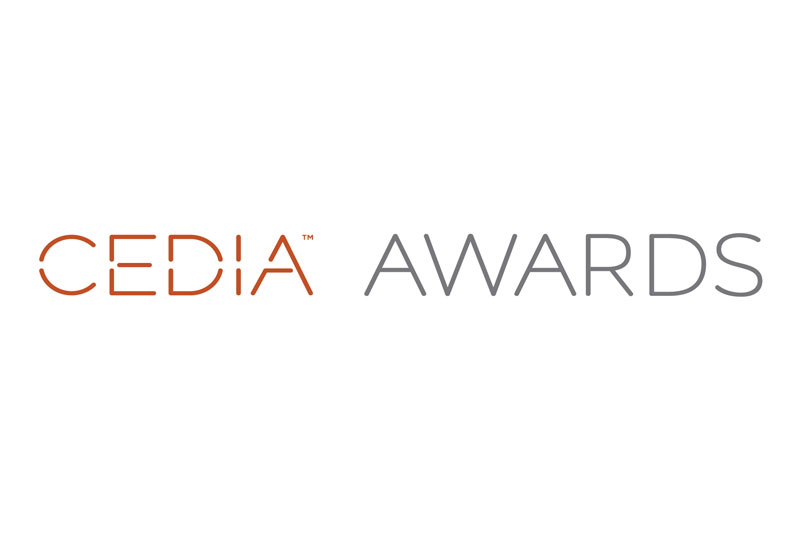 Headline Sponsor Announced for the 2019 CEDIA Awards