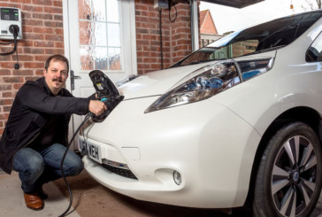 eVolt Charge Point Installed for Electric Nation