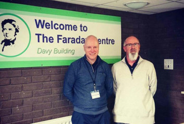 Faraday Training Group New Appointments