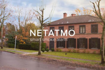 Watch: Netatmo Smart Smoke Alarm