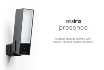 Watch: Netatmo Presence