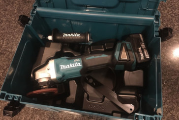 Product Test: Makita 18V Brushless Grinder