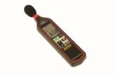 Martindale | Sound Level Meter