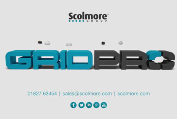 Watch: Scolmore GridPro Interchangeable Plates & Modules