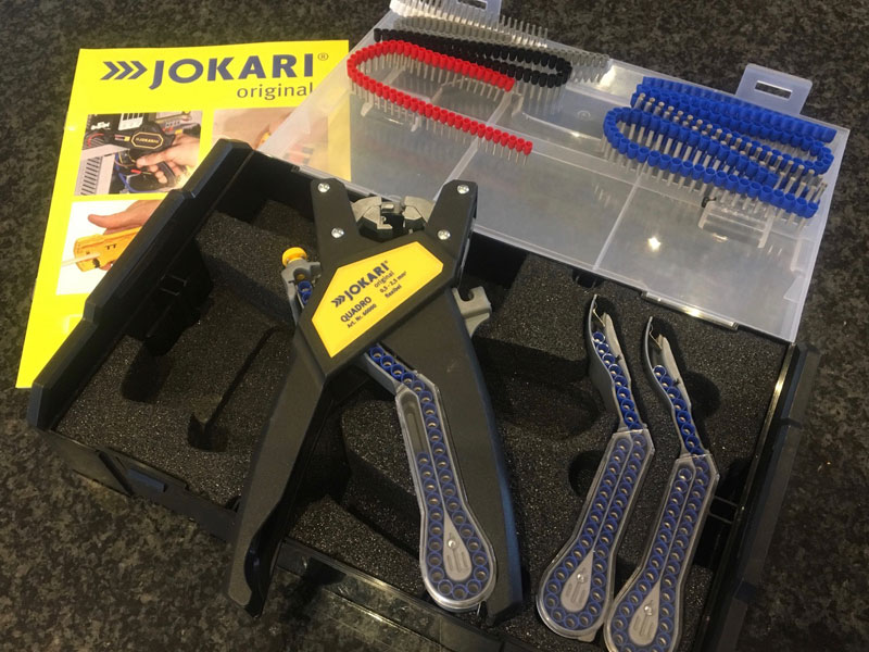 Product Test: Jokari Quadro Tool