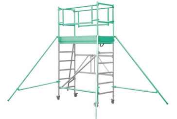 Werner   Portable Mobile Access Tower