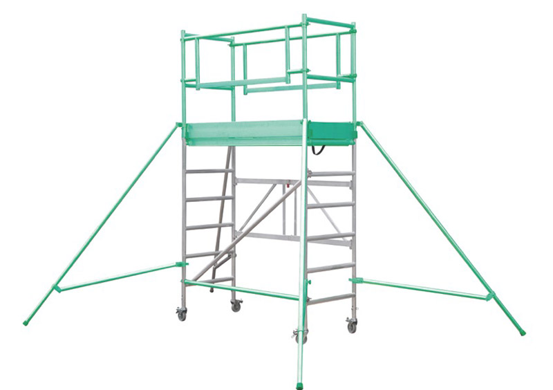 Werner | Portable Mobile Access Tower