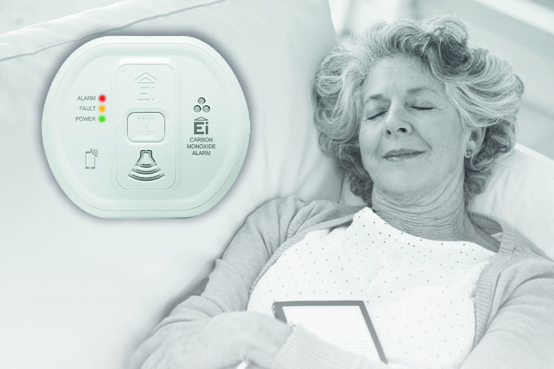 Aico | Carbon Monoxide Risk to Elderly