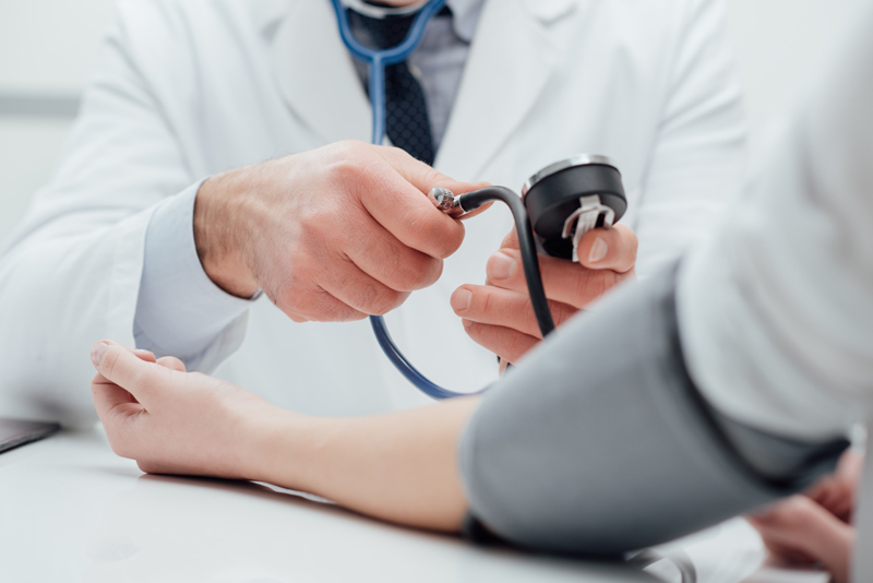 ECIS Encourages Blood Pressure Checks