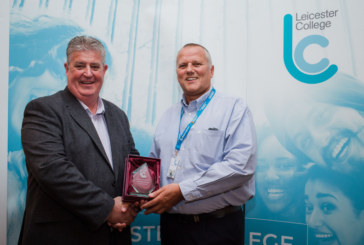 Scolmore Wins Leicester College Partnership Award