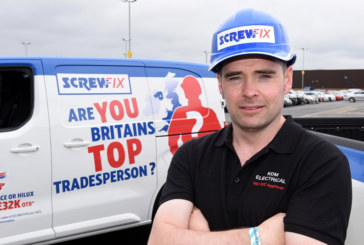 Electrician Makes Britain's Top Tradesperson Final