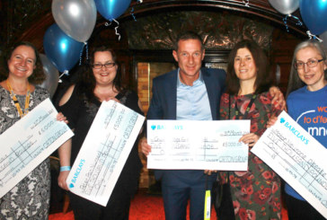 E&M Firm Raises £25,000 for Charity