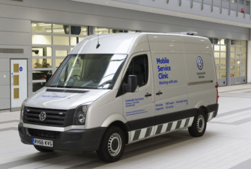 Volkswagen Commercial Vehicles | LCV Servicing