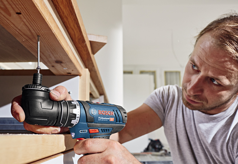 Product Test:: Bosch GSR 12V-15 'Flexi Click' Drill