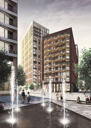 Titon MVHR Systems adds High Efficiency to London's Latest High Rise