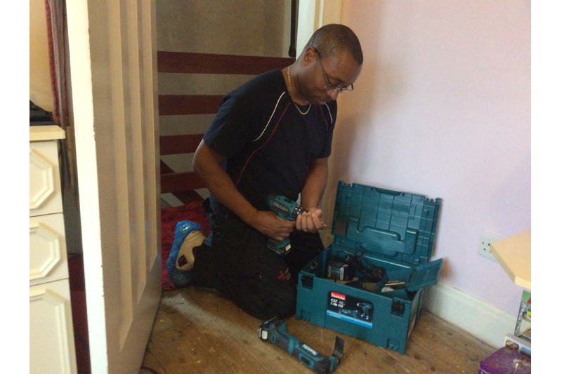 Product Test: The Makita 10.8V CXT Two-Piece Kit